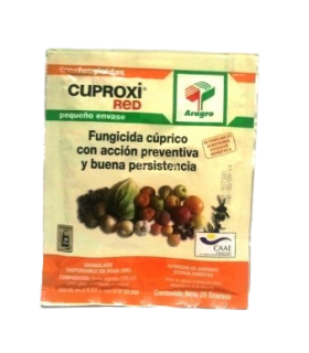 Cuproxi Red