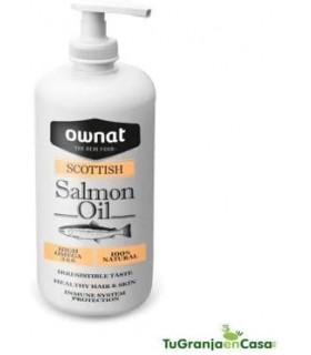 OWNAT Salmón Oil