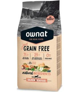 Ownat Dog Just Grain Free Salmon & Seafood 14000 g