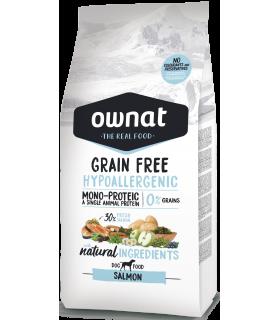 Ownat Grain Free Hypoallergenic Salmon 14 Kg.