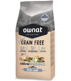 Ownat Dog Just Grain Free Lamb 14000 g