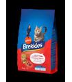 Brekkies con Buey y cereales